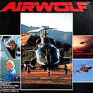 1987 - Airwolf / Knight Rider Soundtrack - King Record K30X-7096 [japon]