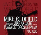 Mike Oldfield Then and Now Tour 1999 avec Luar na Lubre